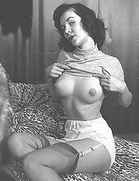 big vintage tits model no. 1