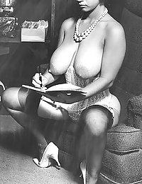 big massive vintage tits hardcore