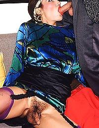 vintage nude milf hairy lesb