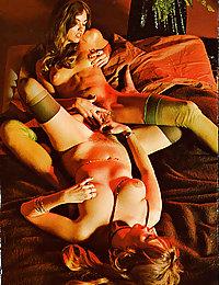 riast vintage nude pussy