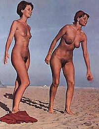 short and stached big vintage tits blonde