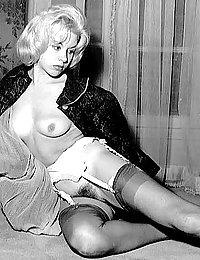 big vintage tits with unusual nipples