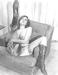 black and white vintage porn classic fuck pics