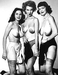 sharing big vintage tits