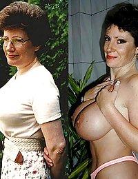 big vintage tits doggystle