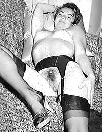 big vintage tits swing