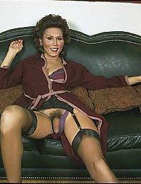 big milf hairy stocking vintage nude