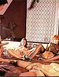 vintage nude multiple creampie pussy