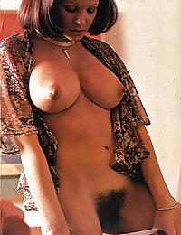 prettiest hairy pussy vintage nude